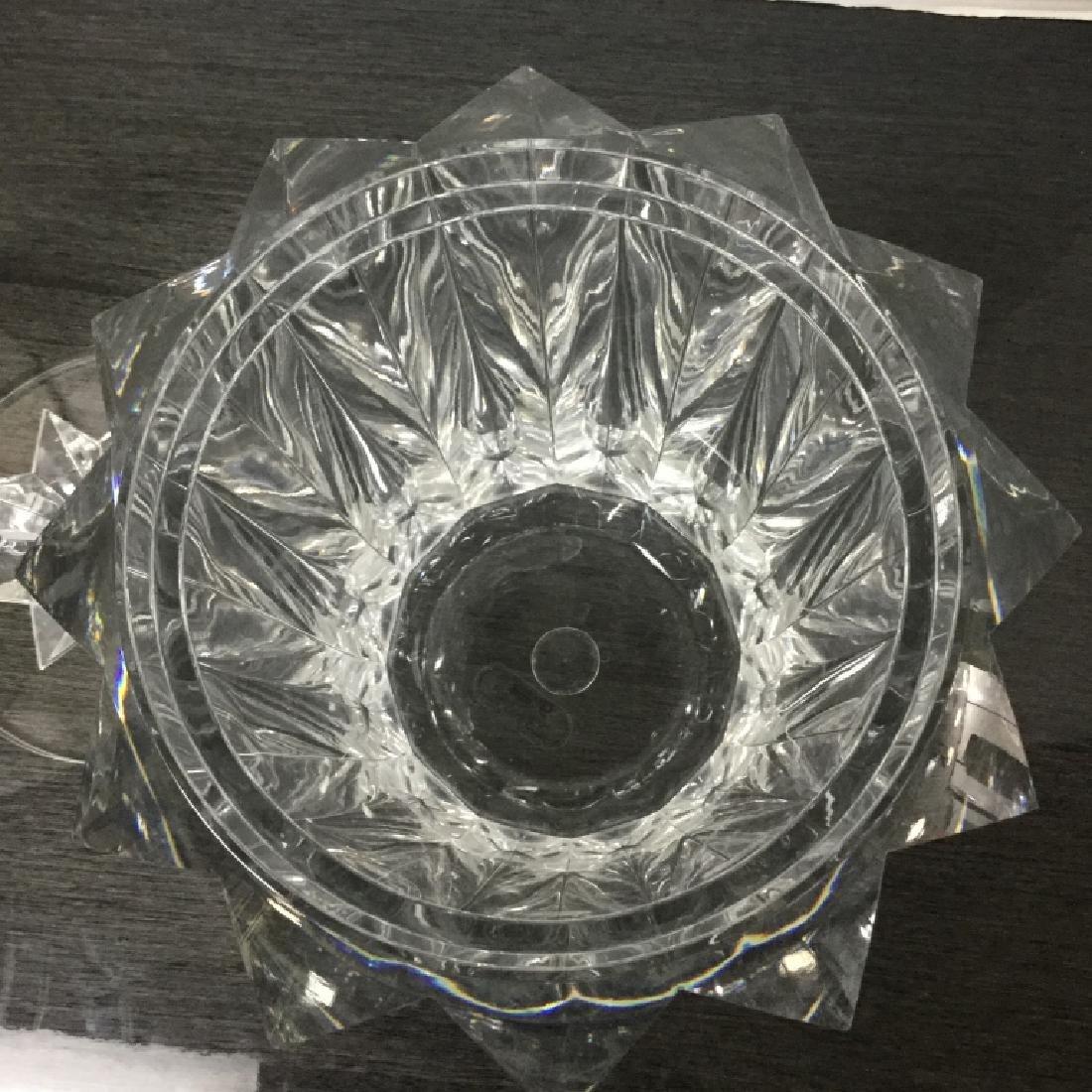 Judith Kruger Lucite Ice Bucket - 6