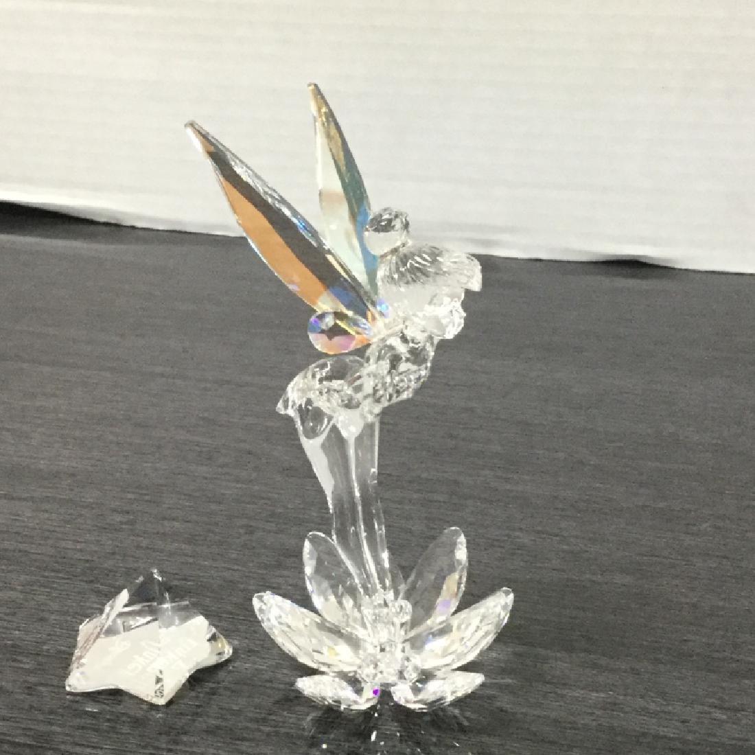 Swarovski Crystal 2008 Limited Edition Tinker Bell - 2