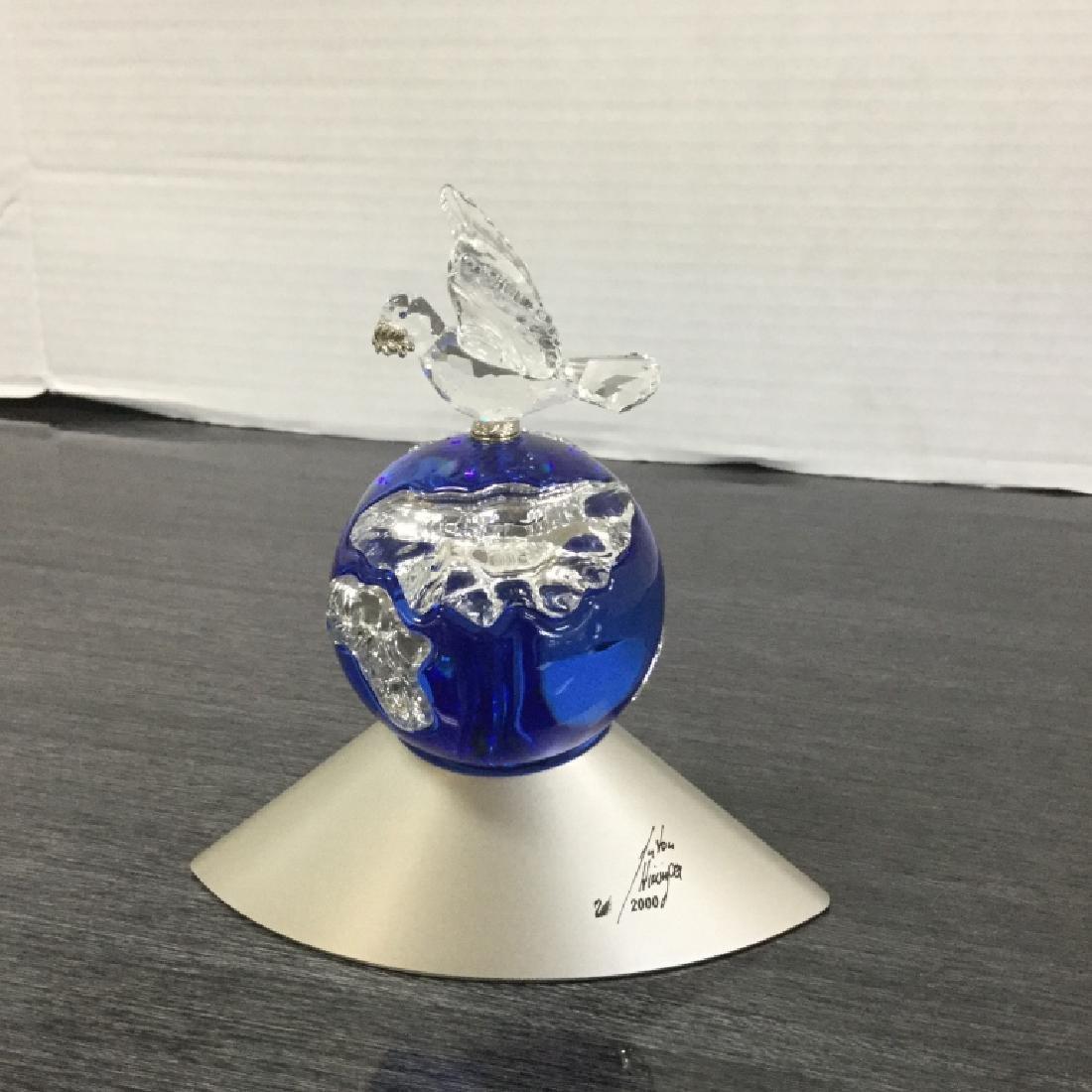 Swarovski Crystal Millennium Paperweight