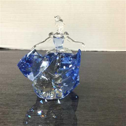 2680e7216471 Swarovski Disney SWAROVSKI Cinderella and Slipper. placeholder