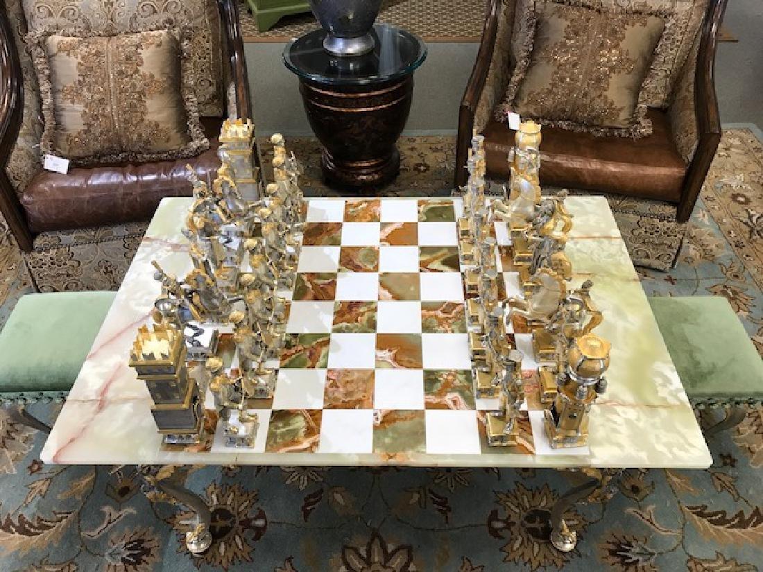 Incredible Vasari Chess Set