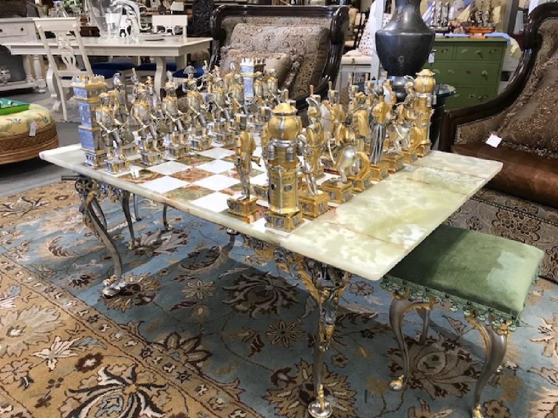 Incredible Vasari Chess Set - 3