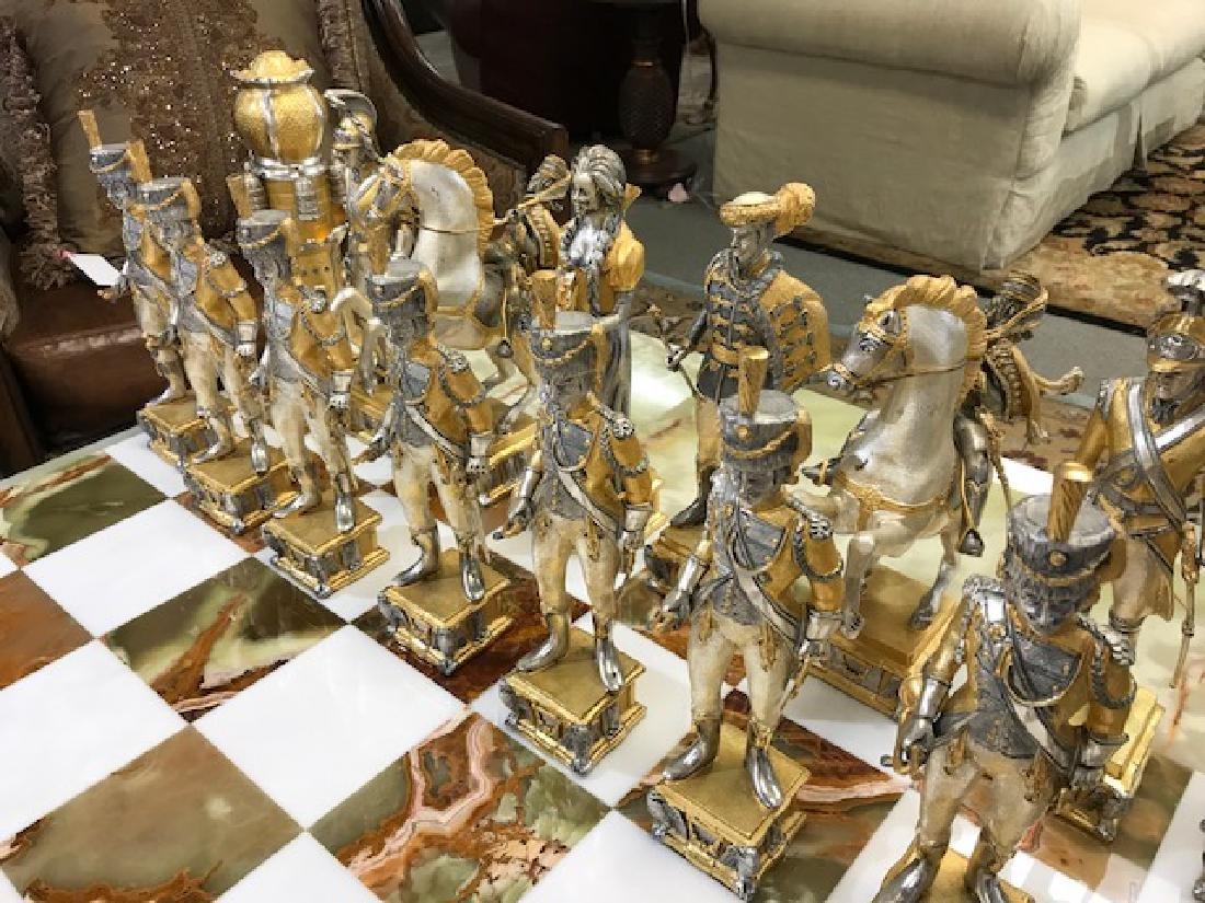 Incredible Vasari Chess Set - 4
