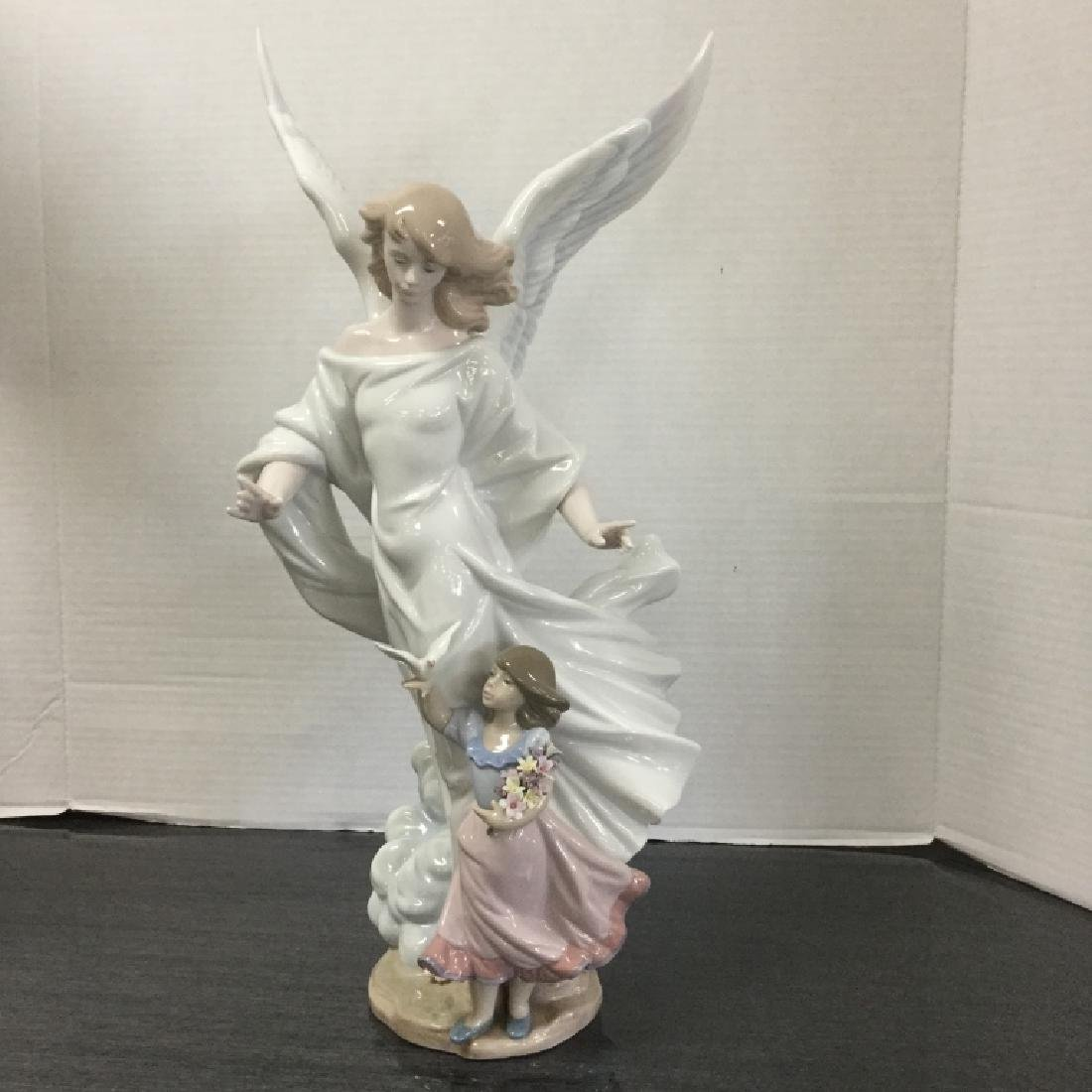 "Lladro Limited Edition 6352 ""Guardian Angel"" - 8"