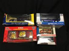 Lot of Five Model Cars VC