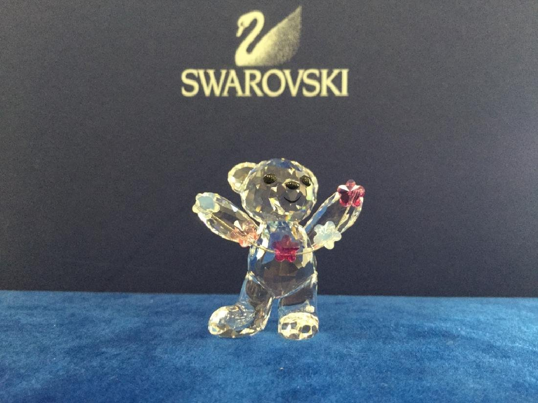 SWAROVSKI KRIS BEAR - FLOWERS FOR YOU 1016620 - 2