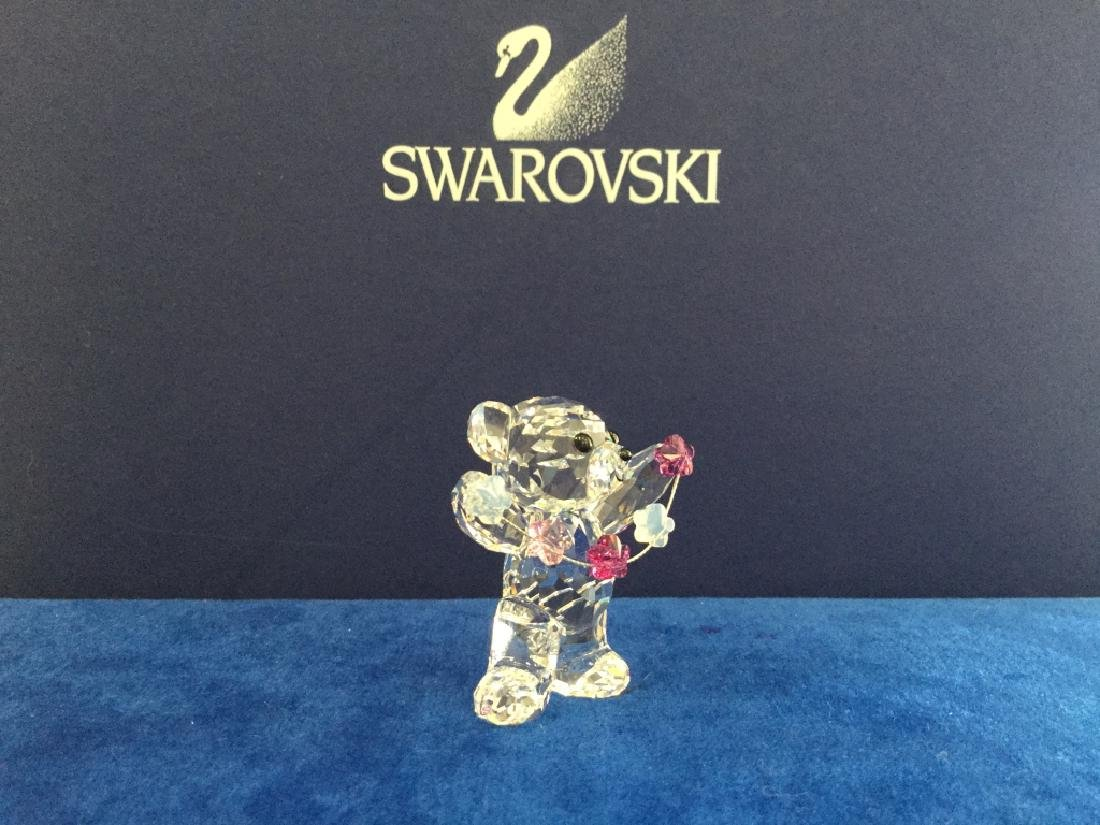 SWAROVSKI KRIS BEAR - FLOWERS FOR YOU 1016620 - 3