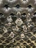 11 SWAROVSKI CRYSTAL BIRD GOOSE CHICK FIGURINES