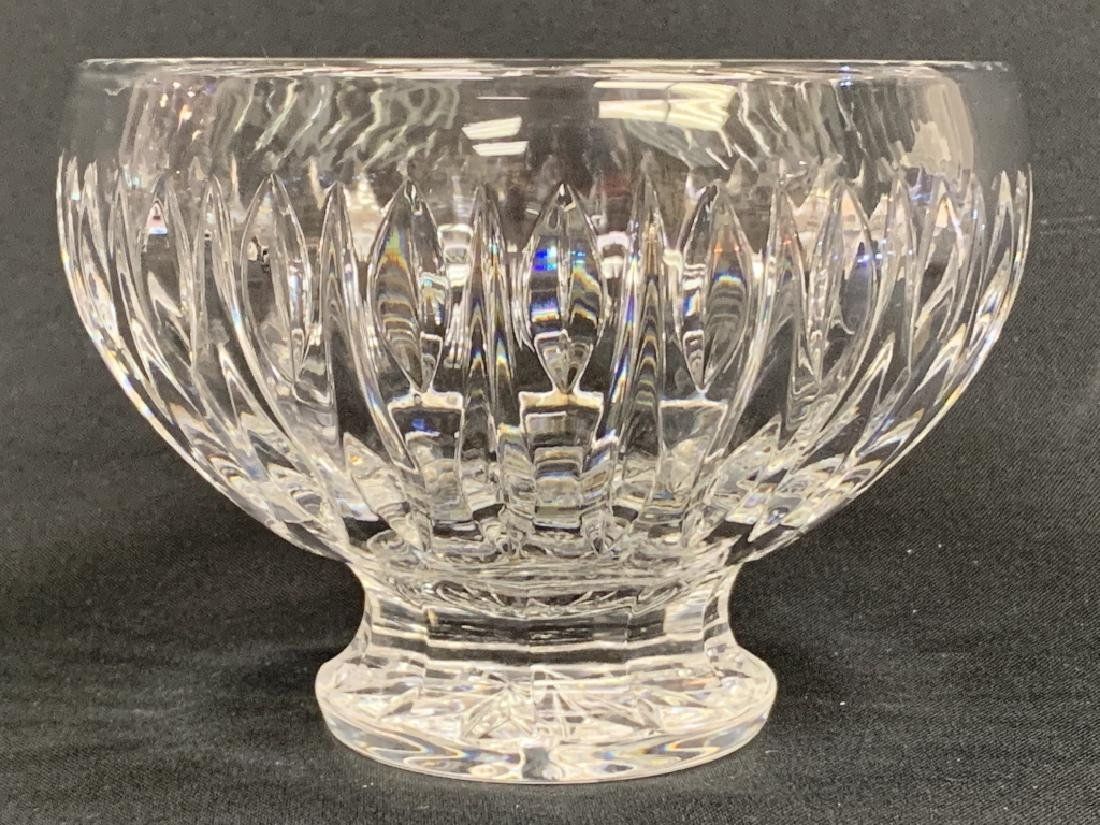 2 PIECES OF WATERFORD CRYSTAL - 3