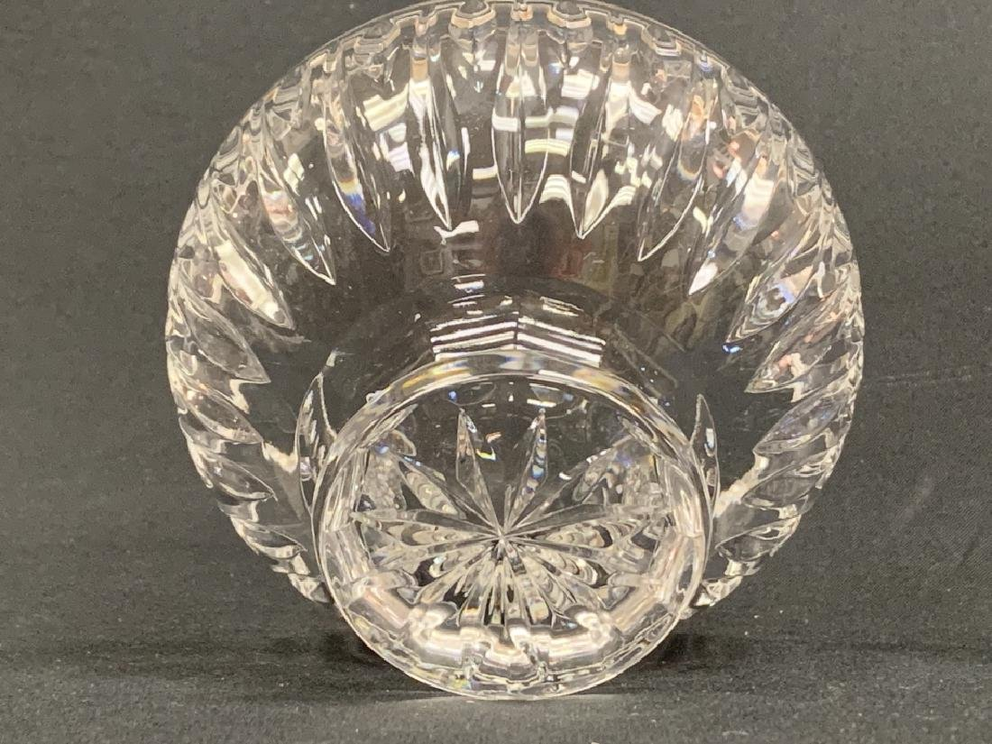 2 PIECES OF WATERFORD CRYSTAL - 5