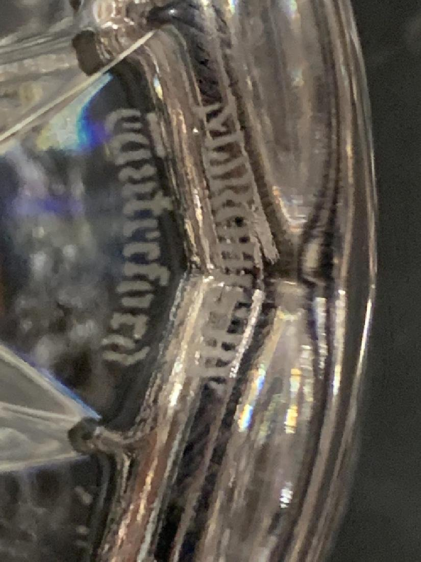 2 PIECES OF WATERFORD CRYSTAL - 6
