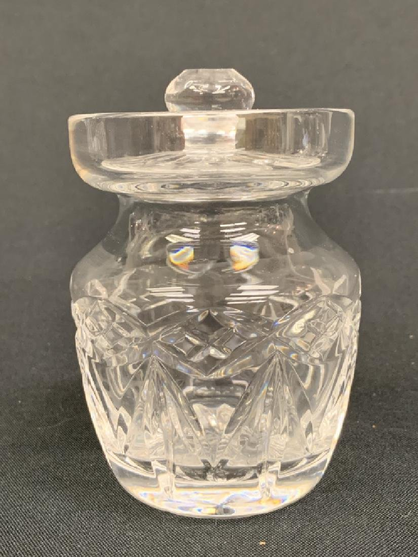 2 PIECES OF WATERFORD CRYSTAL - 7