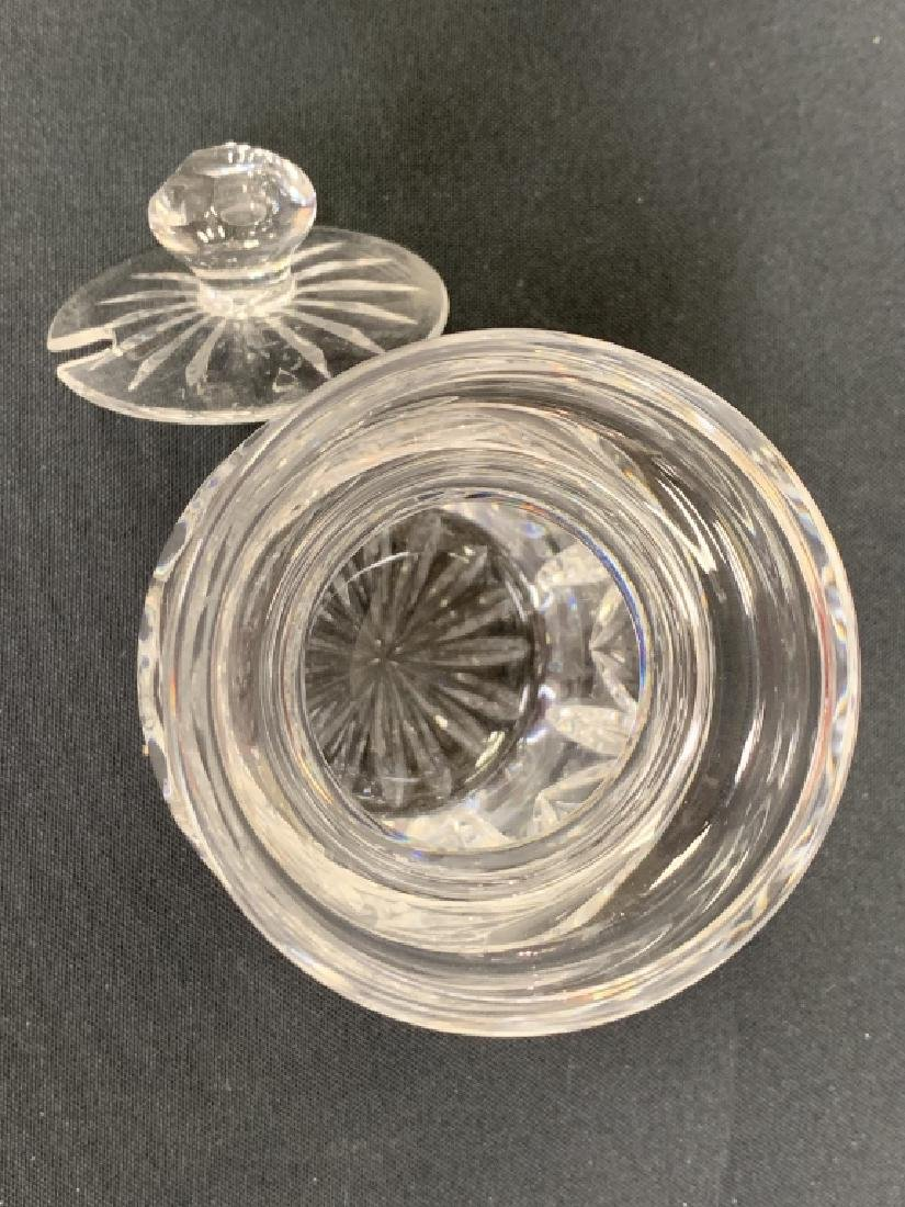 2 PIECES OF WATERFORD CRYSTAL - 9