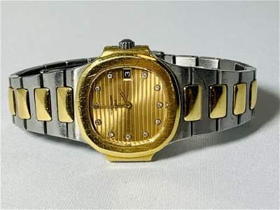 PATEK PHILIPPE NAUTILUS 18KT GOLD/ STAINLESS WATCH