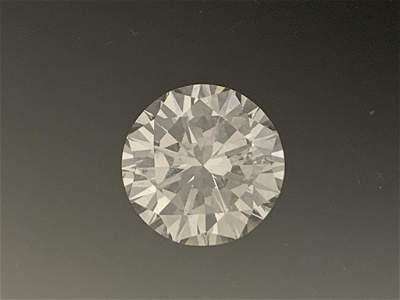 GIA 3.6 CT. DIAMOND VS1 ROUND SOLITARE CUT