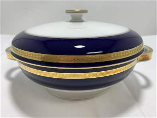 ROSENTHAL WINIFRED COVERED CASSEROLE