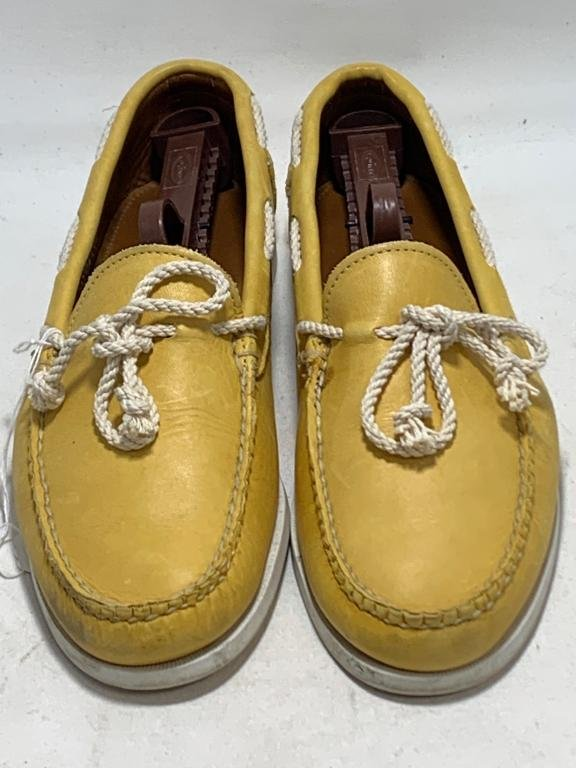 RALPH LAUREN THAD COLLECTION YELLOW SIZE 10