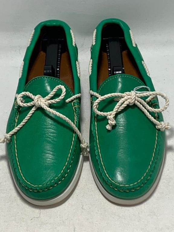 RALPH LAUREN THAD COLLECTION LEATHER SIZE 10