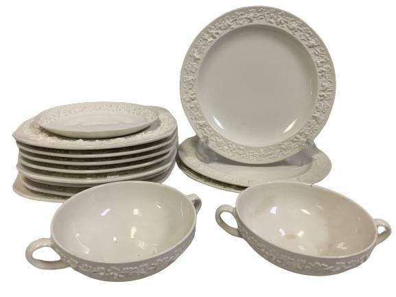 16 PC. LOT OF WEDGWOOD ETRURIA DISHES