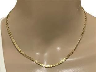 14K GOLD CHAIN 165L