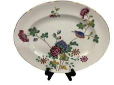LARGE  WILLIAMSBURG WEDGWOOD CUCKOO PLATTER 14