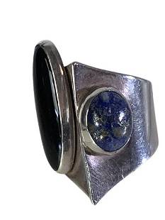 STERLING SILVER ARTIST MADE RING