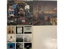4 VINTAGE 60S 70S VINYL RECORD ALBUMS