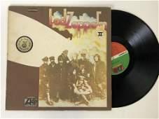 1969 LED ZEPPELIN II VINYL RECORD ALBUM