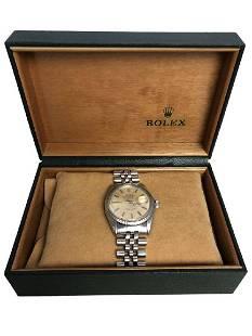 ROLEX OYSTER PERPETUAL DATEJUST 62510 W/ BOX