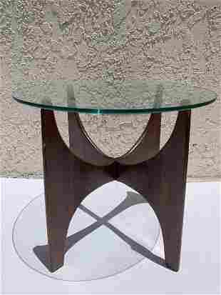 VTG DANISH MODERN ADRIAN PEARSALL END SIDE TABLE