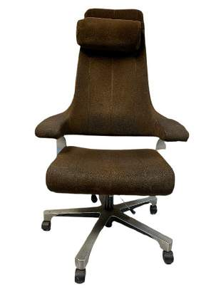 "1978 PETER OPSVIK ""STAR TREK""  MODERN DESK CHAIR"