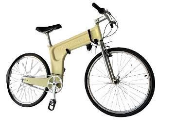 MARC NEWSON BIOMEGA BICYCLE