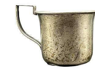 VINTAGE STERLING SILVER MINT JULEP CUP 43.4 G