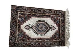 VINTAGE PERSIAN STYLE AREA RUG CARPET
