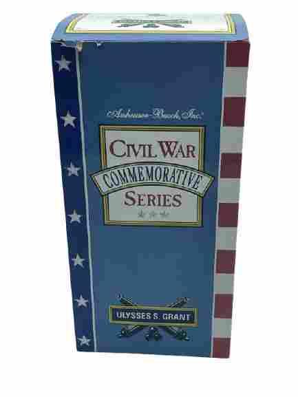 BUDWEISER CIVIL WAR ABRAHAM LINCOLN BEER STEIN