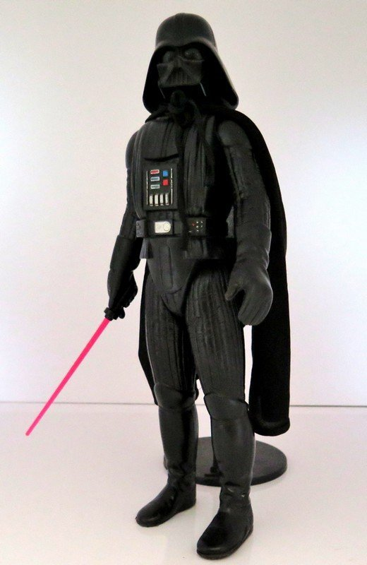 "Complete Star Wars ""Darth Vader"" First Issue Figurine –"