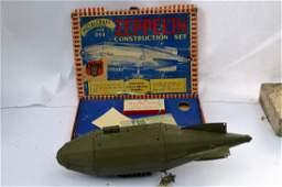 Antique Lyons Zeppelin Model Kit