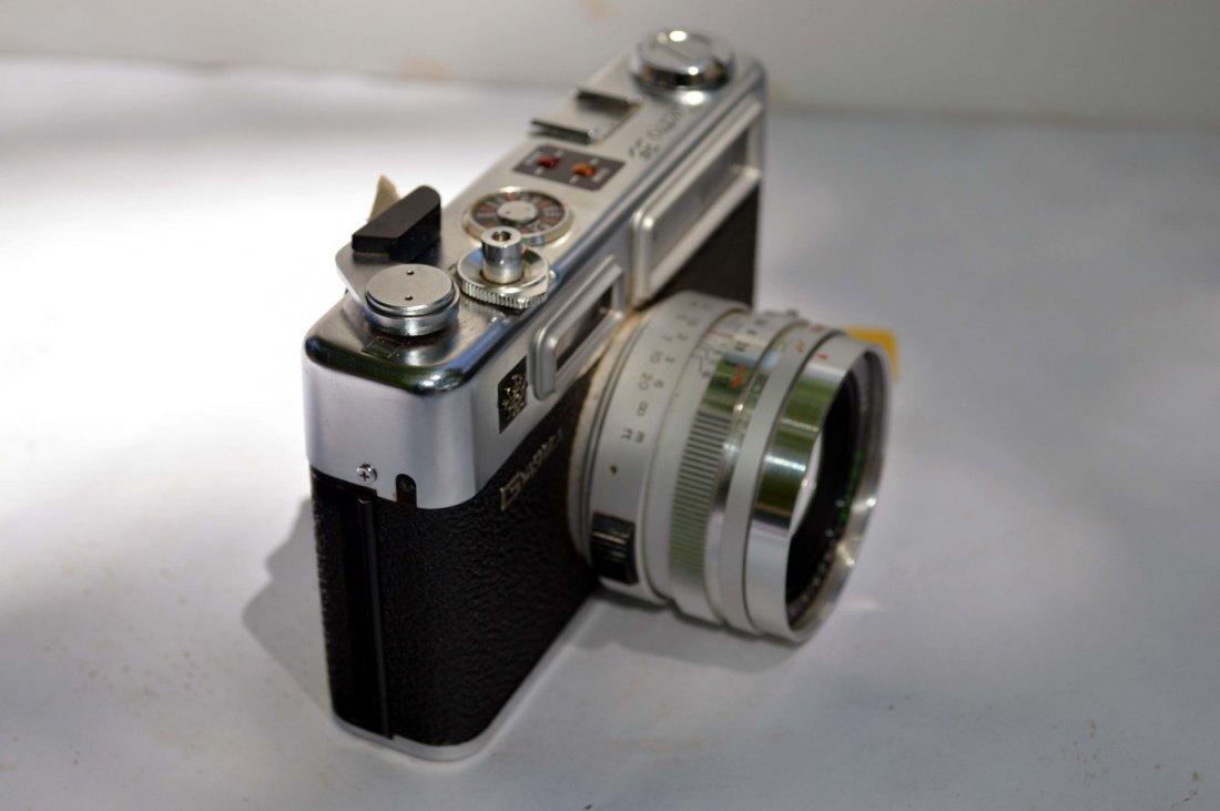 Vintage Yashica Electro 35 GSRange-finder Camera - 2