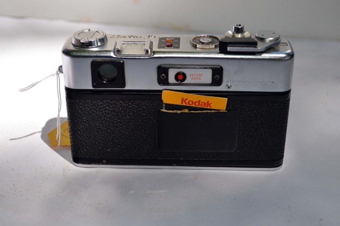 Vintage Yashica Electro 35 GSRange-finder Camera - 3