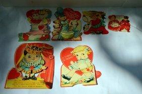 Vintage Valentines Day Cards