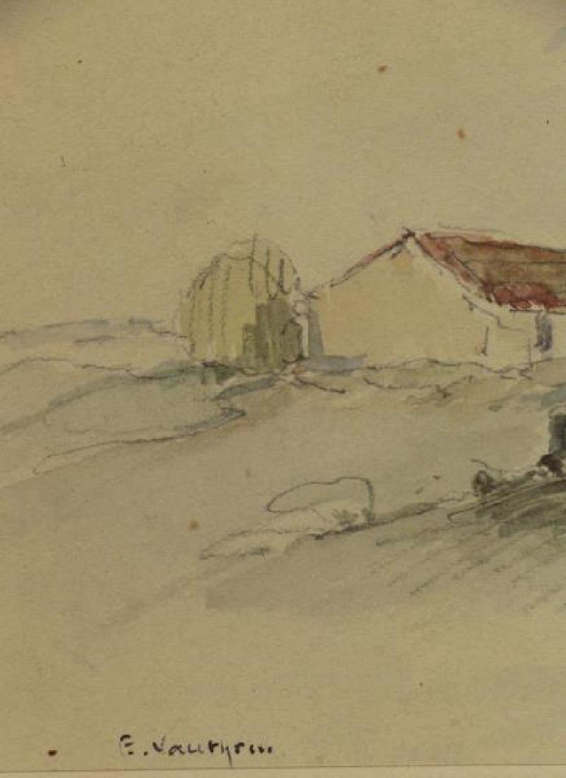 VAUTHRIN, E. & A. LELEUX. Lot of Four 19th C. - 5