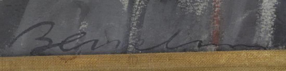BEMELMANS, Ludwig. Gouache on Paper. View of Paris - 5