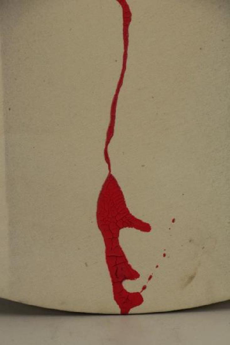 """LIBRIZZI, Rick. Oil on Canvas """"Saint Jacques Ear"""" - 3"""