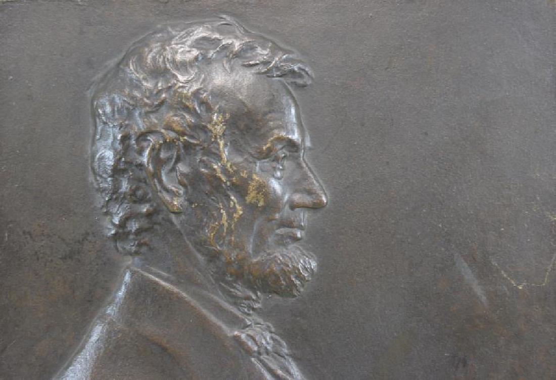 Victor David Brenner, Signed Abraham Lincoln - 2