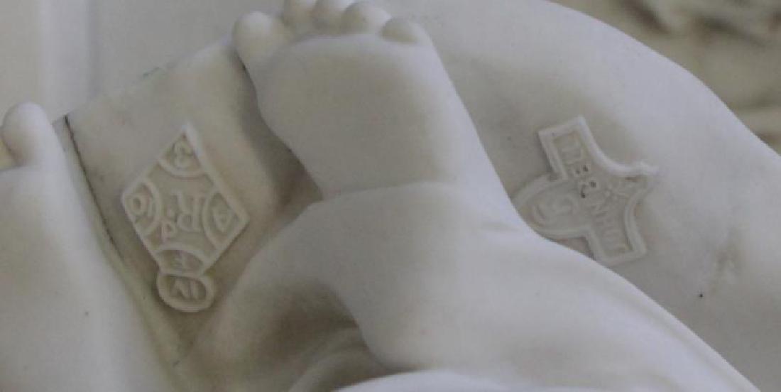 Large Grouping of Parian Porcelain Sculptures, - 4