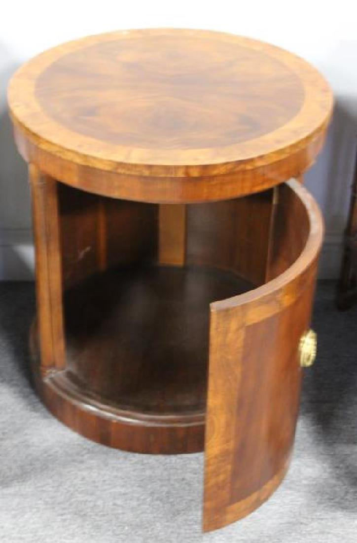 BAKER, 3 Signed End Tables To Inc  a Pair & - 2