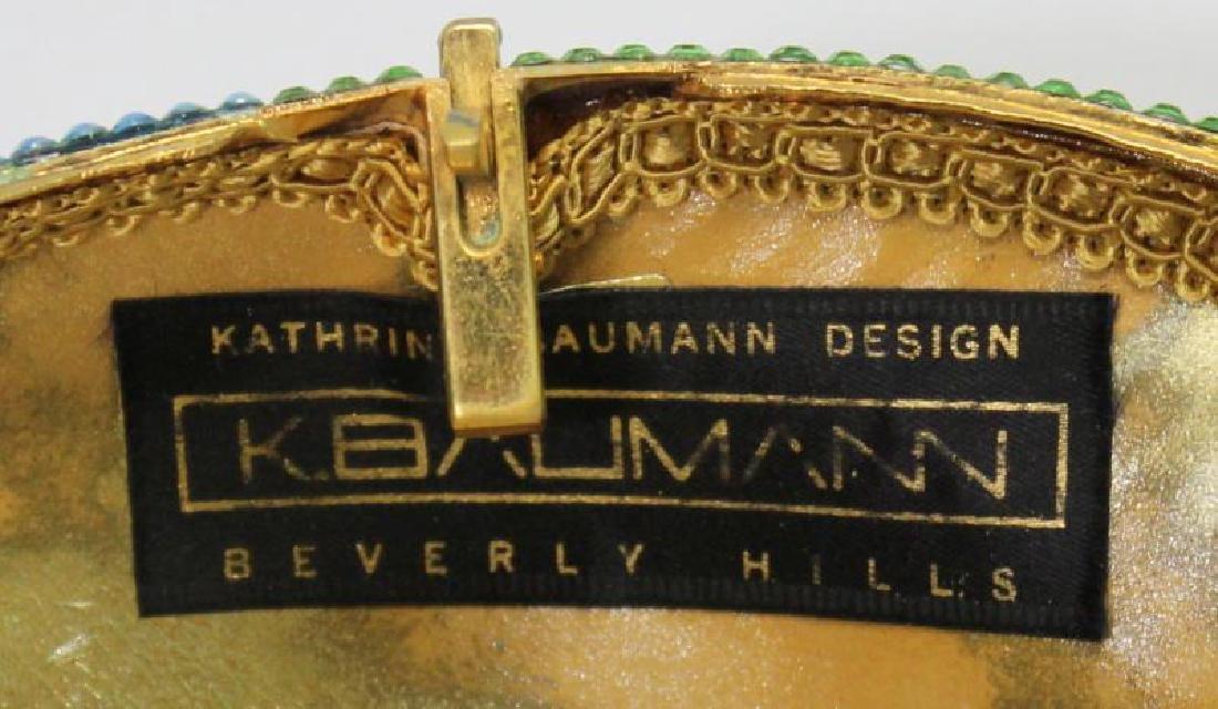 Kathrine Baumann Design Fish Aqua Minaudiere. - 10