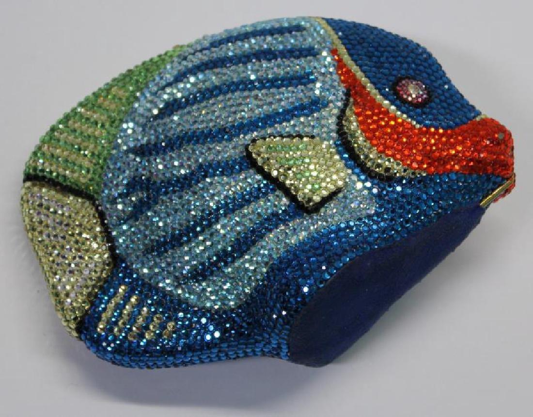 Kathrine Baumann Design Fish Aqua Minaudiere. - 3