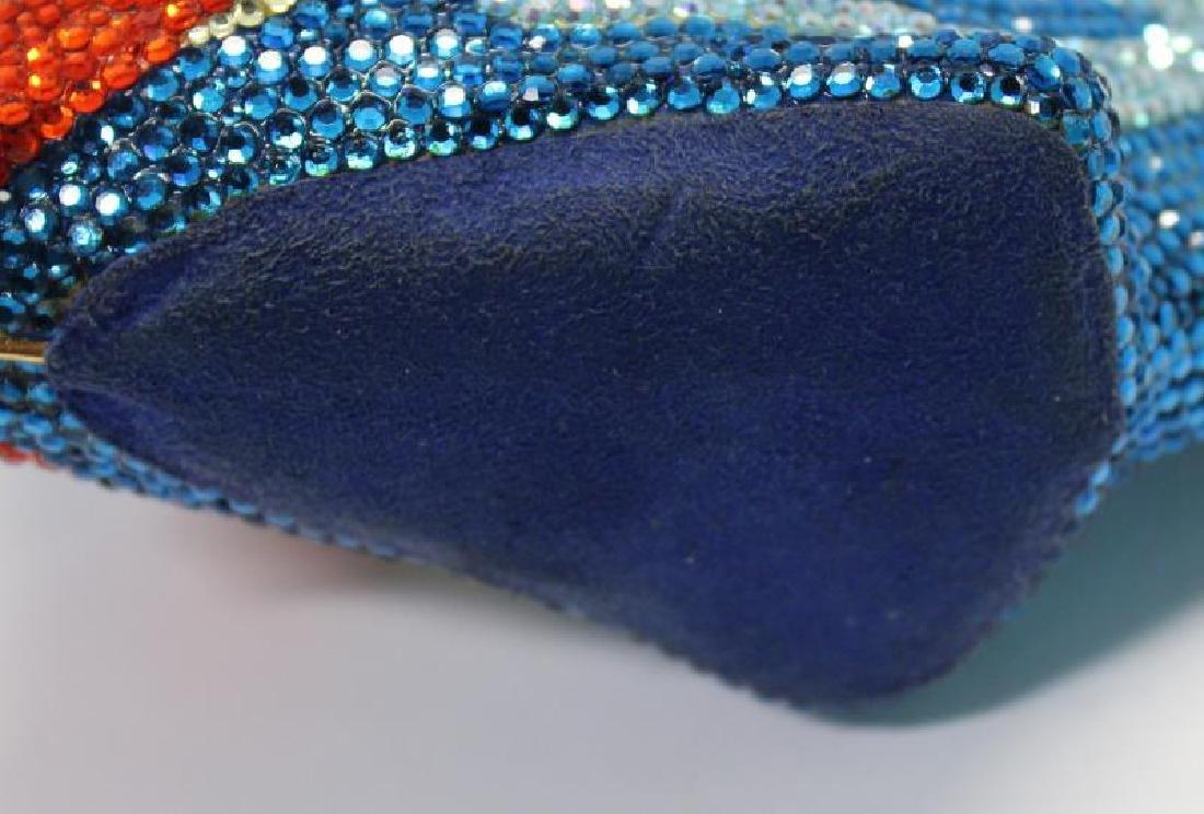 Kathrine Baumann Design Fish Aqua Minaudiere. - 4
