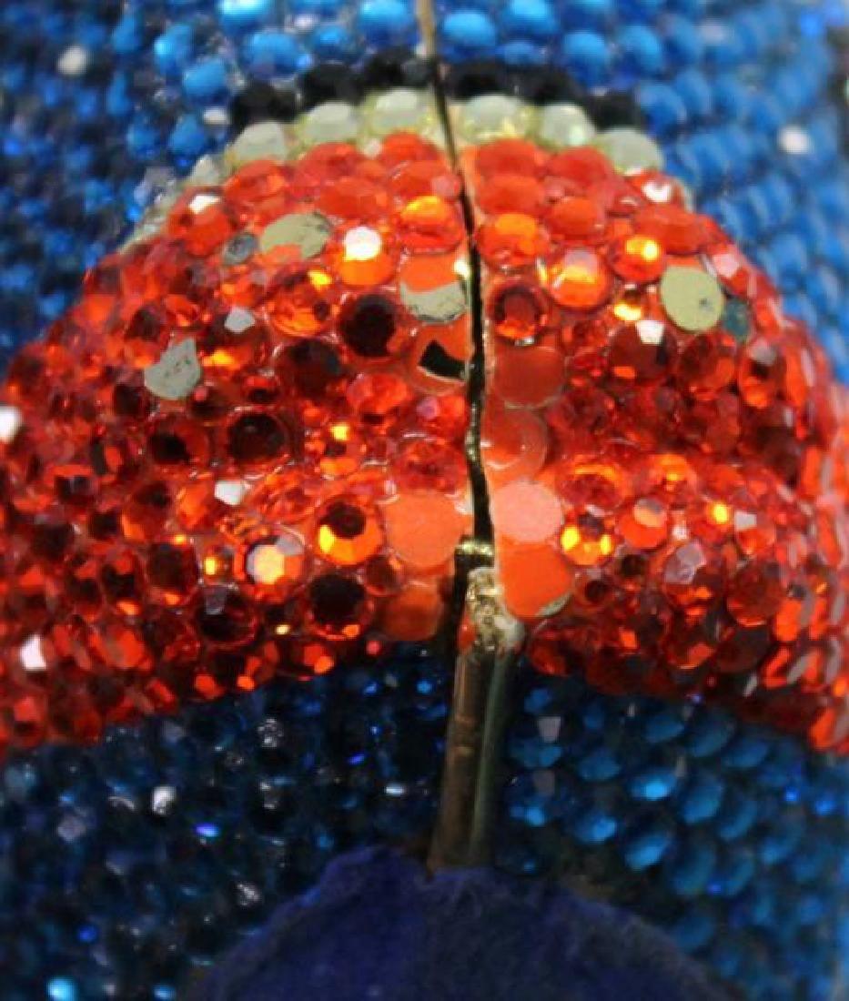 Kathrine Baumann Design Fish Aqua Minaudiere. - 5